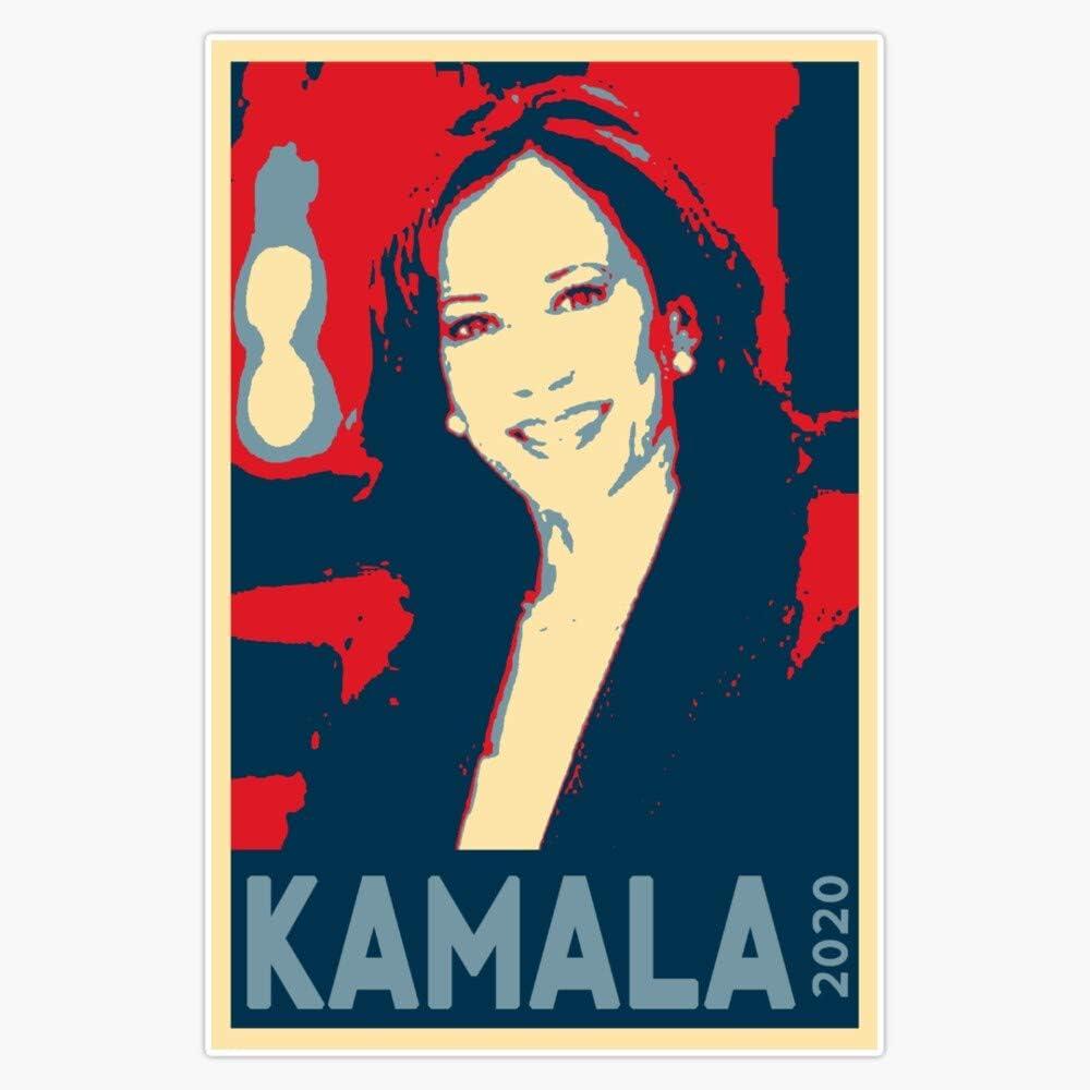Kamala Harris For The People Window Decal Vinyl Bumper Sticker 5