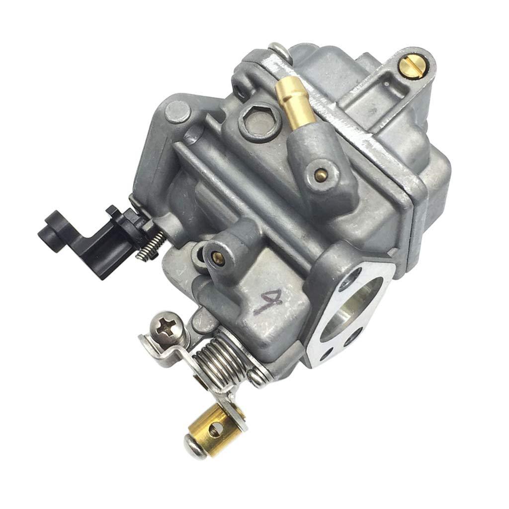 6 CV Homyl Carburateur Haute Performance pour Moteur Hors-Bord Yamaha 4 Temps