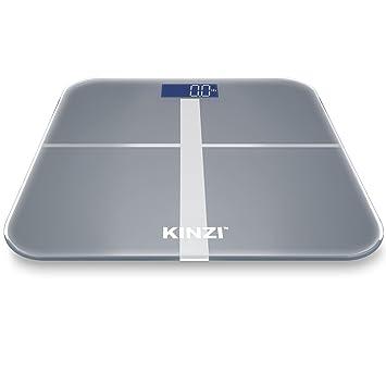 Amazoncom Kinzi Precision Digital Bathroom Scale W Extra Large - Large display digital bathroom scales