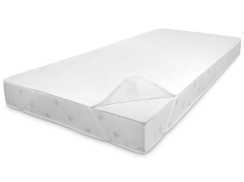 Doppelpack - Sandwich Matratzenauflage - Wasserdichte Inkontinenzauflage - in 7 Unterschiedlichen Größen - Markenqualität Made in Germany, ca. 70 x 140 cm unbekannt
