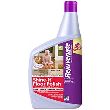 Rejuvenate 40 Oz. Laminate Floor Polish