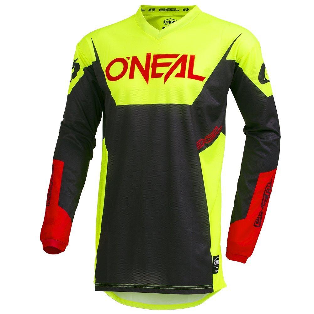 ONeal Mens Element Racewear Jersey Black, Large