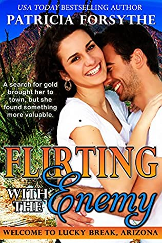 book cover of Flirting with the Enemy