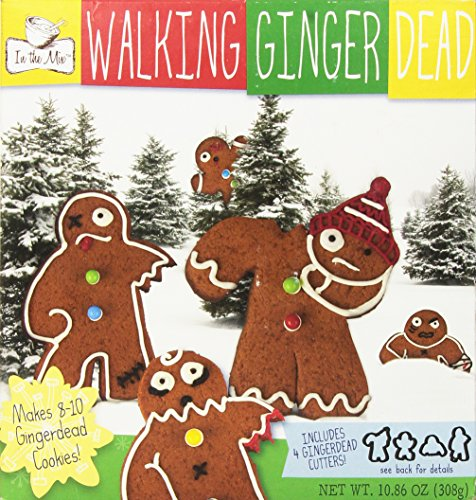 Crafty Cooking Kits Walking Cookie Kit, Gingerbread, 10.86 Ounce (Gingerbread Candy)