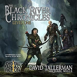 The Black River Chronicles, Level One Audiobook