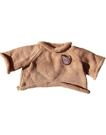 YaToy Knit Bear Sweater Clothes Fit 15-59 inch Stuffed Animal Outfit Doll  Shirts 10523addc