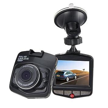 Dash cam Cámara de Coche Videocámara DVR con 1080P HD , G-sensor Grabadora De