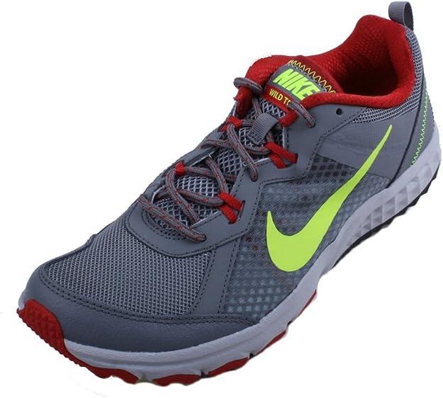 Nike Hombres de Wild Trail Zapatillas de running: Amazon.es ...