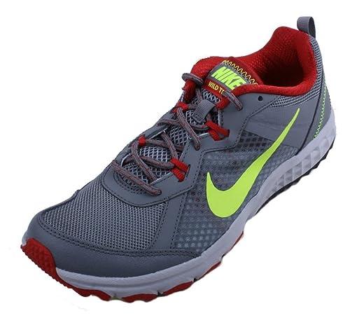 5db885b6beede Nike Hombres de Wild Trail Zapatillas de Running  Amazon.es  Zapatos y  complementos