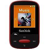 Lecteur MP3 SanDisk Clip Sport 4Go - Rouge