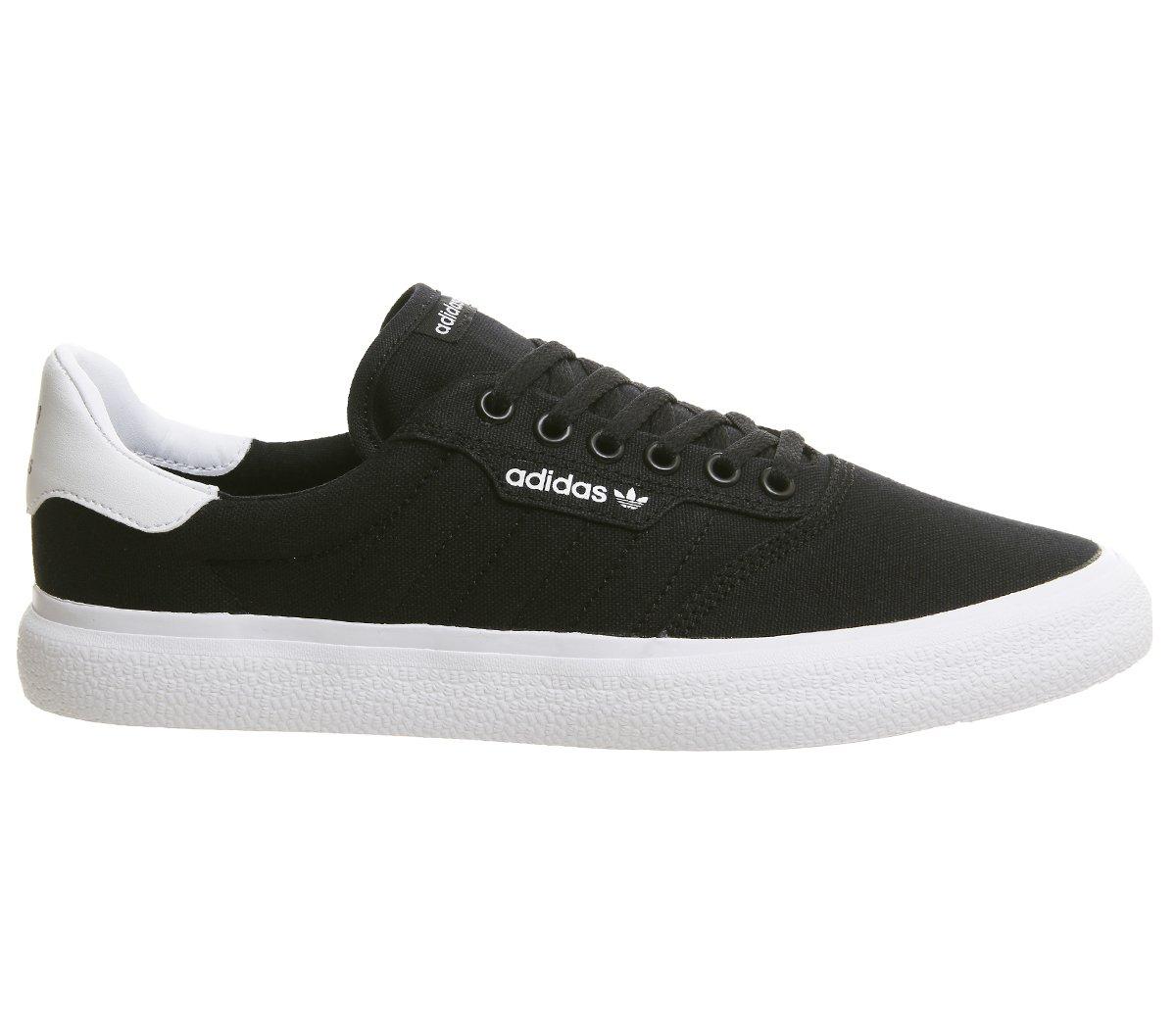 Adidas 3MC Calzado 40 EU|Negro (Negbás/Ftwbla 000) Zapatos de moda en línea Obtenga el mejor descuento de venta caliente-Descuento más grande