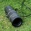 Night Vision HD Optical Monocular Hunting Camping Hiking Telescope 16x52