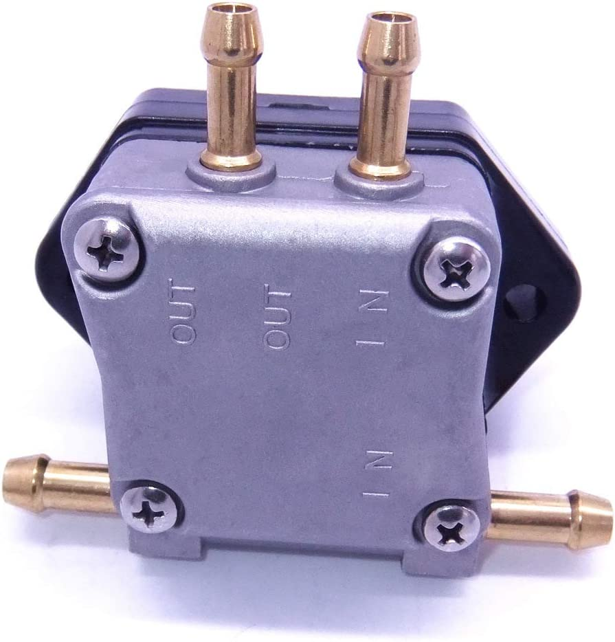 SouthMarine Boat Engine 881862T1 881862T07 892874T 899106T 8M0141844 Fuel Pump Assy for Mercury Outboard 4-Stroke 40HP 45HP 50HP 55HP 60HP Outboard Motor