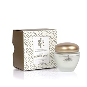 Bella Schneider Beauty Culminé Caviar & Carat Complete Anti-Aging Collection All-Day Creme, Lightweight Intense Hydration, Restores Nutrients, Skin Hydrator that Nourishes and Repairs Dry Damaged Skin