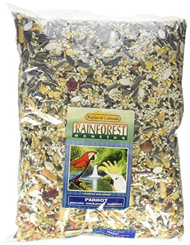 (Kaylor Rainforest Parrot Food, 6Lb)