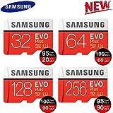 SAMSUNG EVO PLUS 64GB MICRO SD HAFIZA KARTI (CLASS 10) POWERWAY PWR-64