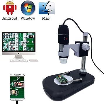 Review USB Digital Microscope Camera,