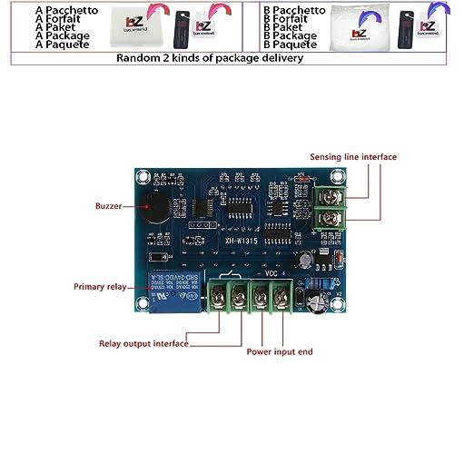 Termostato digital Módulo tipo K AC 220V / DC 12 / 24V 30 a ...