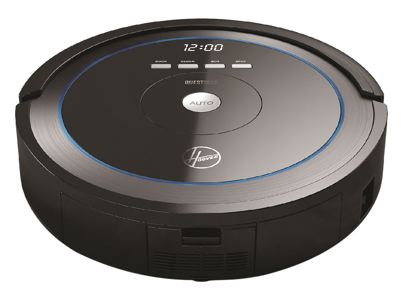 Hoover BH71000 Quest 1000 Wi Fi Enabled Robot Vacuum Cleaner