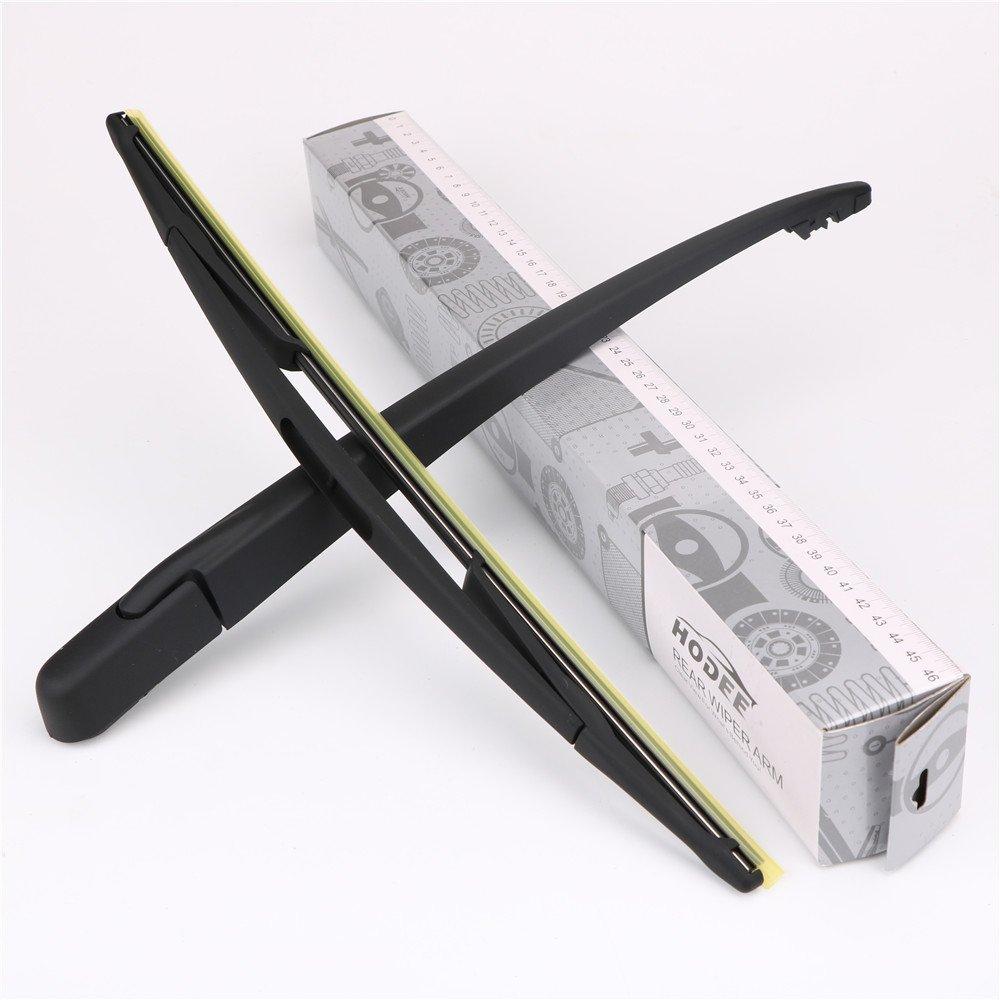 HODEE XSARA PICASSO 1999-2005 Braccio del tergicristallo posteriore & Spazzola/Rear Wiper ARM & Blade Set for OE: 6429Q5 / 642394