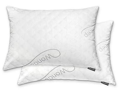 WonderSleep PREMIUM Memory Foam Pillow Review