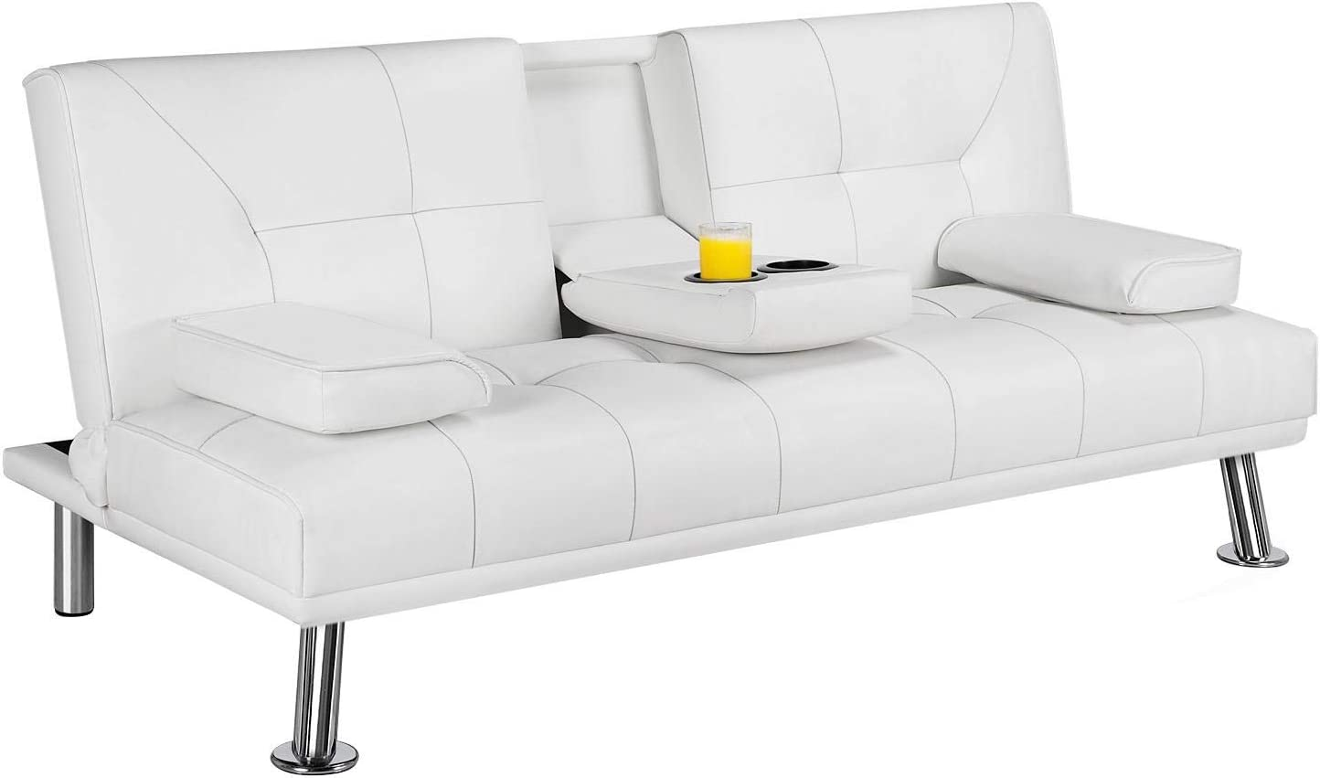 Topeakmart Futon Sofa Bed
