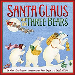 Image result for santa claus three bears