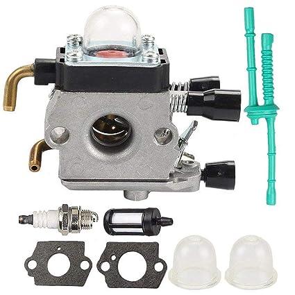 TOPEMAI C1Q S97 Carburetor For Stihl FS38 FS45