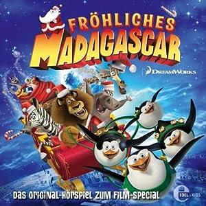 Fröhliches Madagascar Hörspiel