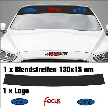 Aufkleber Kit Ford Focus Aufkleber Blendstreifen