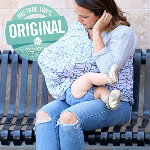 Covered Goods - The Original Multi Use Maternity Breastfeeding Nursing Cover, Infinity Scarf, and Car Seat Cover - Roots by Covered Goods (Image #2)