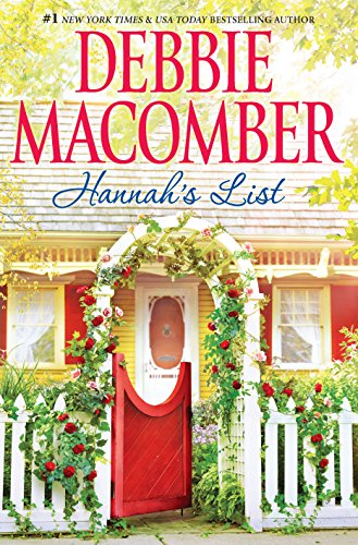 (Hannah's List (A Blossom Street Novel))