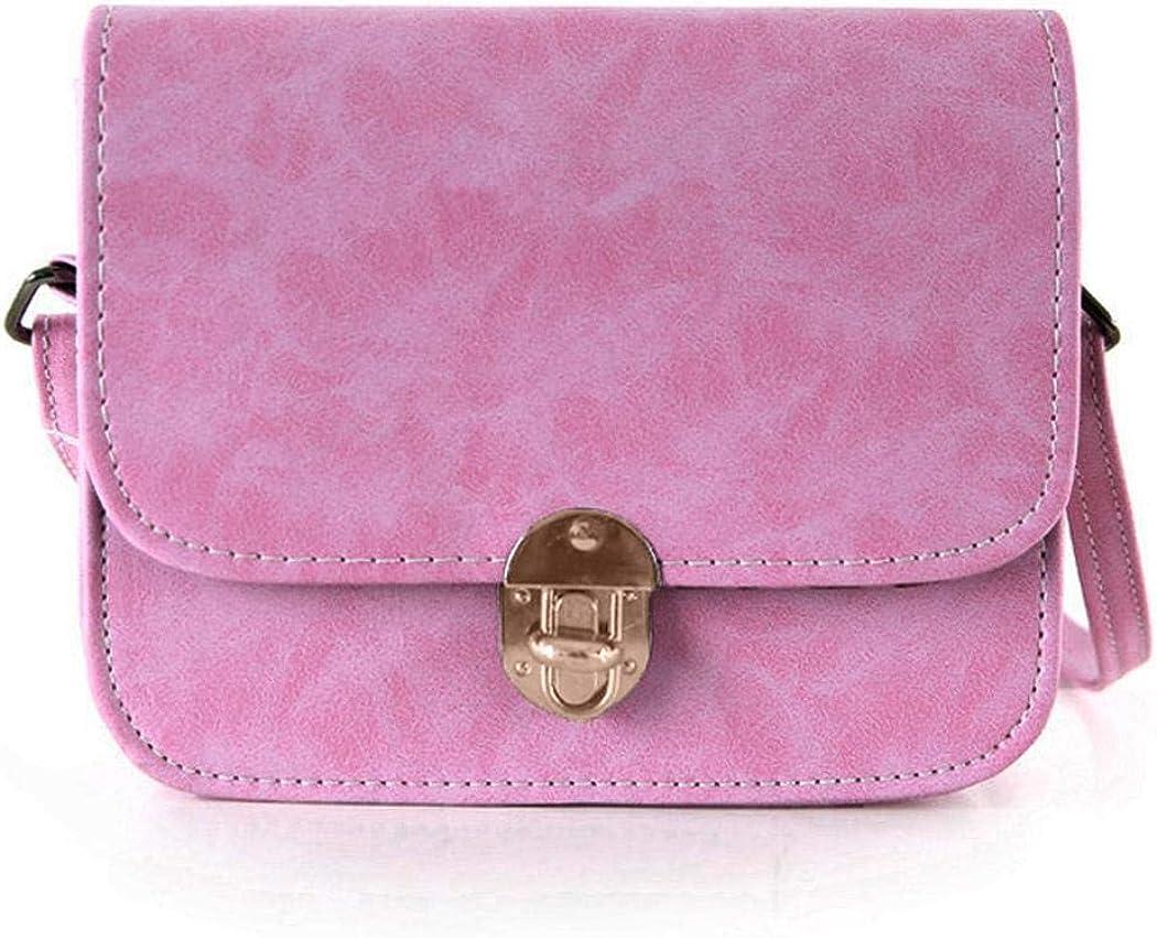 Fanala Fashion Women Artificial Leather Shoulder Bag Satchel Hobos Handbag Tote Purse Shoulder Bags