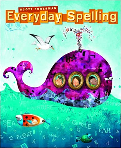 Everyday SPELLING 2008 STUDENT EDITION CONSUMABLE GRADE 3