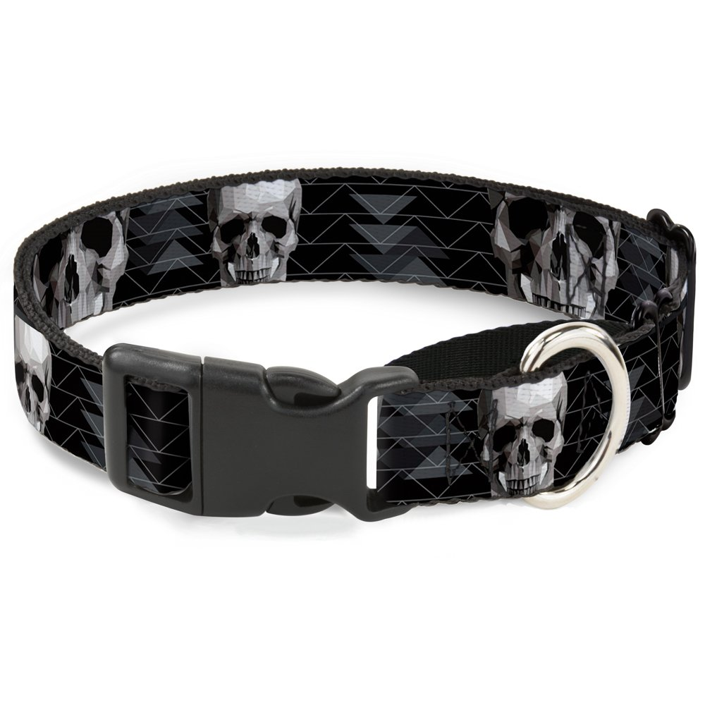 Buckle-Down MGC-W30795-L Martingale Dog Collar, 1  Wide-Fits 15-26  Neck-Large