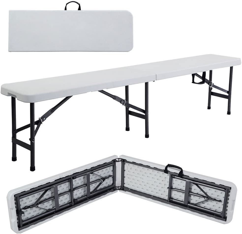 Amazon coupon code for Plastic Portable Folding Bench