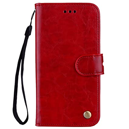 quality design 7e6d3 8c2c7 Amazon.com: TOTOOSE Xiaomi Redmi 5 Leather Wallet Case with ...
