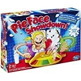 Pie Face Showdown Game Family Fun Board Game Cream Pie In The Face Family Parent Child games