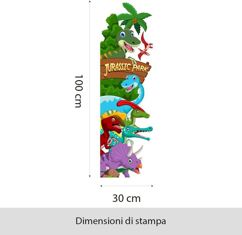R00327 Adhesivos Pared Dinosaurios Decoraci/ón Pegatina Dormitorio infantil Ni/ño