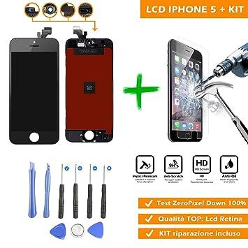 93ad8d00792 Pantalla iPhone 5 Negro (4