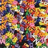 Chenille Kraft Upper Case Letter Beads (CKC3253) by Chenille Kraft