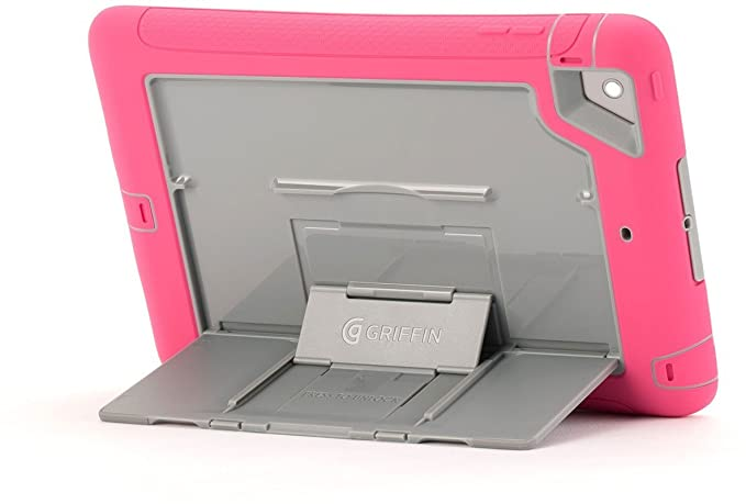 new concept 4fbe3 3b0e5 Griffin Survivor Slim for iPad mini, pink/grey - All the protection of our  original Survivor, slimmed down for your iPad mini