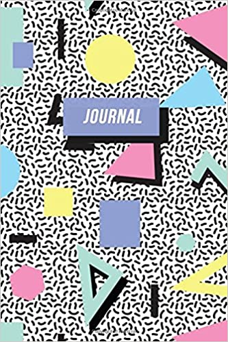 90s Journal: Nineties Nostalgia | Retro Memphis Design (90s