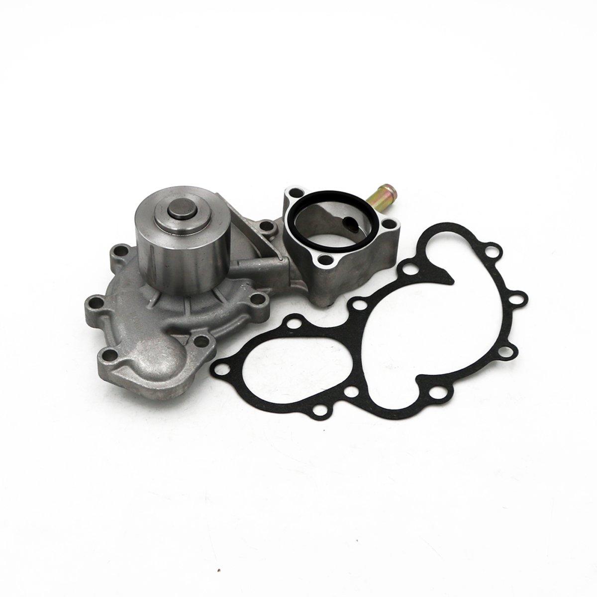 WQ Fits 1995-2004 Toyota Tacoma Tundra 4Runner T100 3.4L V6 DOHC 24 Valve 5VZFE Engine Timing Belt Water Pump Kit
