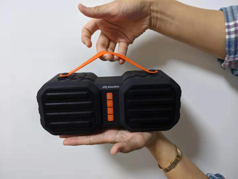 JZQ Acoustics X8 Portable Splash Proof Bluetooth Speaker