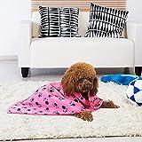 Comsmart Pet Blanket Dog Cat Soft Fleece Blankets