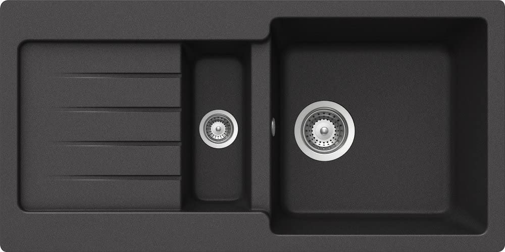 SCHOCK Spüle TYPOS D-150S in ONYX