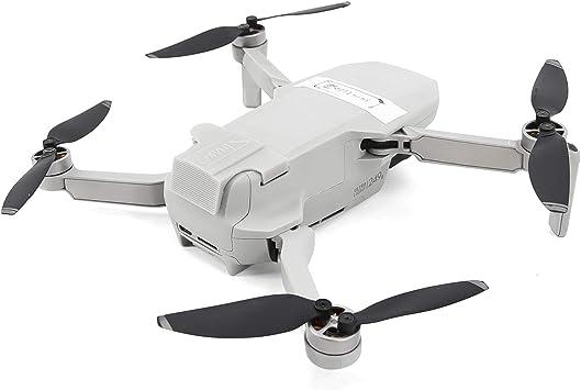 Opinión sobre GoolRC Protector de Hebilla de Tapa de Batería Compatible con dji Mavic Mini Drone Accesorios de Extensión de Módulo de Cubierta Protectora Superior Que no se Dispara
