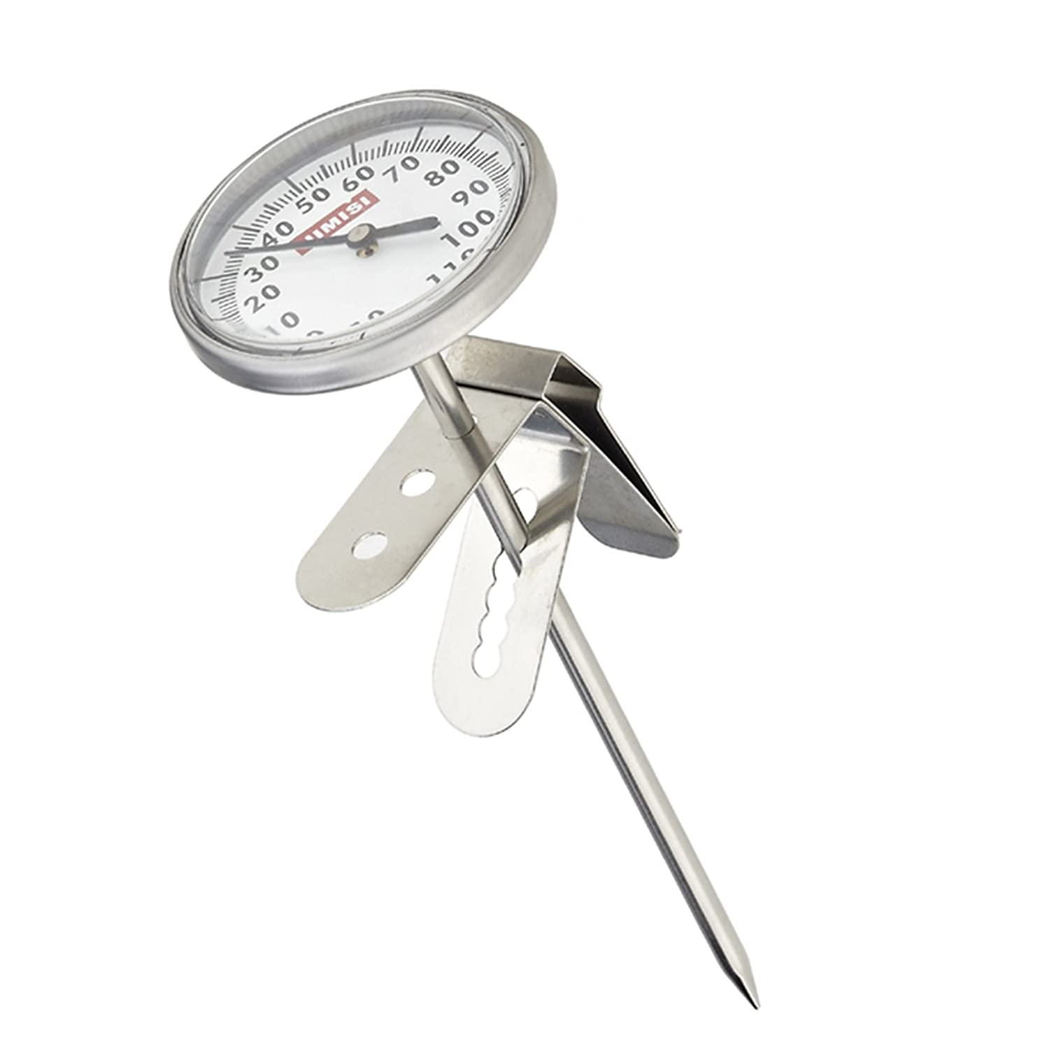 Honeyhome Stainless Steel Milk Frothing Thermometer 0-120℃ 20cm