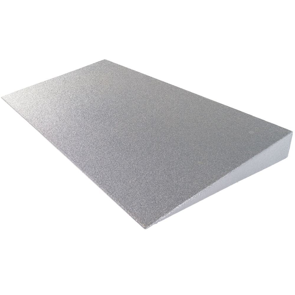 Silver Spring 3'' High Lightweight Foam Threshold Ramp for Wheelchairs, Mobility Scooters, and Power Chairs by Silver Spring